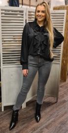 jeans norfy grijs