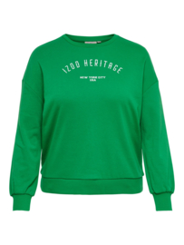 CARTHILDE LS O-NECK SWEAT