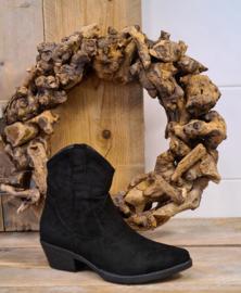 bottes courtes noires
