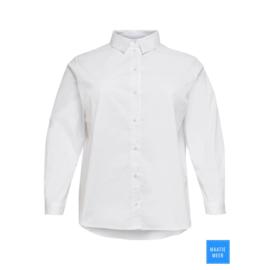 blouse Carbirsen wit