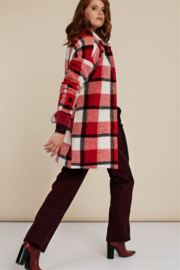 Philly wool coat