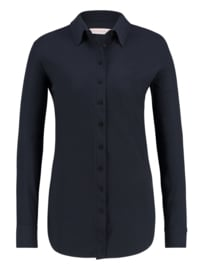 Poppy blouse dark blue