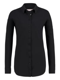 Poppy blouse black