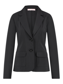Clean blazer black