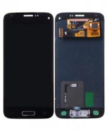 Samsung S5 Mini LCD Zwart