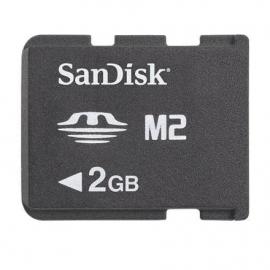Micro SD M2 2GB
