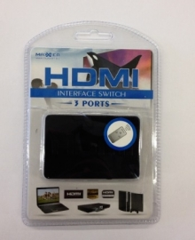 HDMI interface switch