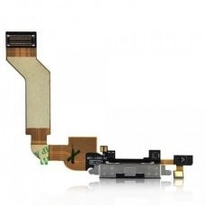 iPhone 4S Oplaad/Dock Connector Zwart