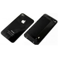 iPhone 4 Achterkant/Backcover Zwart