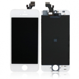 iPhone 5 Scherm Volledig LCD en Touchscreen Glas Wit