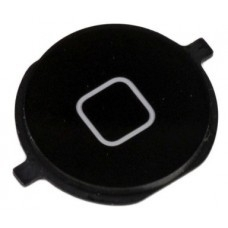 iPhone 4S Home Button Zwart