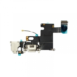 iphone 6 charging dock flex cable (Wit)