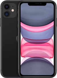 iPhone 11 - 64 GB Zwart