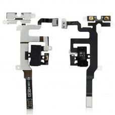 iPhone 4S Volume/Tril knop Flex Kabel