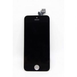 iPhone 5 Scherm Volledig LCD en Touchscreen Glas Zwart