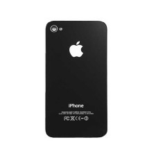 iPhone 4S Achterkant/Backcover Zwart