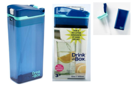 Drink in the box blauw 350 ml
