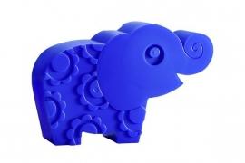 blauwe olifant lunchbox van Blafre