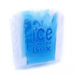Ice on the box, ijsmanchet