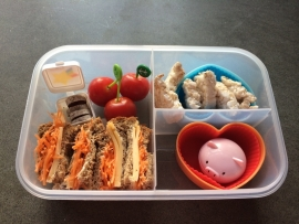Lunchbox egels