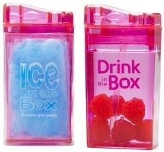Ice on the box, ijsmanchet