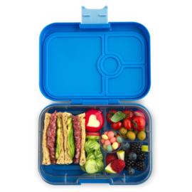 Yumbox Jodphur blauw, panino, 4 vakken