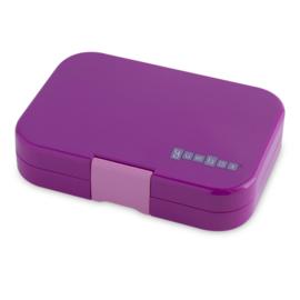 Yumbox Bijoux purple, panino, 4 vakken