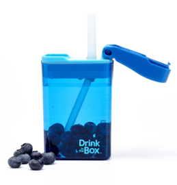 Drink in a box blauw