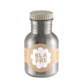 Blafre, rvs retro fles met grijze dop, 300 ml