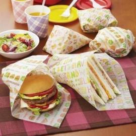 sandwich papier