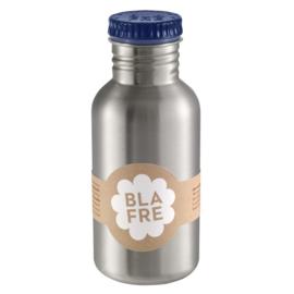 Drinktuit voor Blafre flessen, blauw