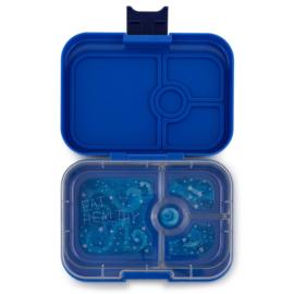 Yumbox neptune blue, panino, 4 vakken