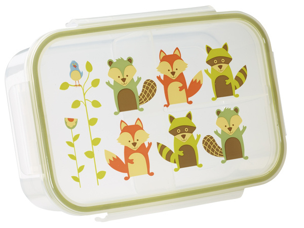 Lunchbox vosjes