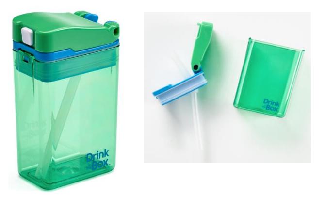 Drink in the box groen 240ml