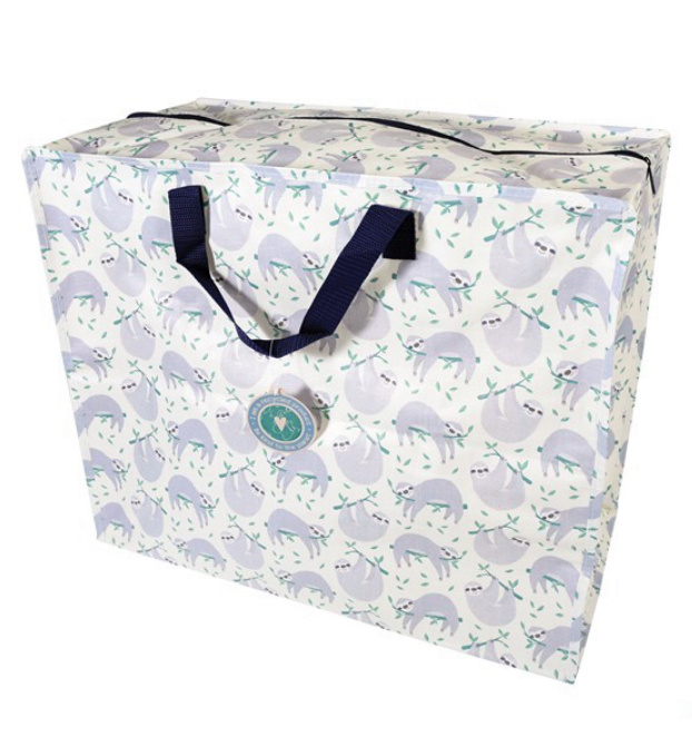 Jumbo bag luiaards