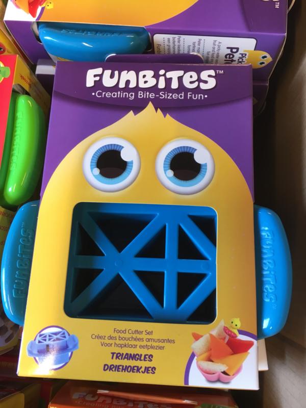 Funbites driehoek