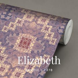 Elizabeth / Art Nouveau behang