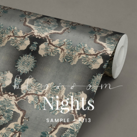 Blossom Nights / Japans behang