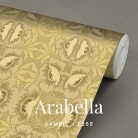 Arabella  / Art Nouveau behang