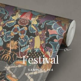 1 ROL BEHANG / Nihonga festival