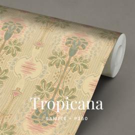 Tropicana  / Klassiek historisch behang