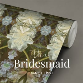 The bridesmaid / Romantisch behang