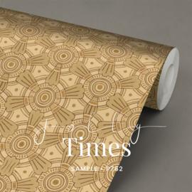 Jolly Times / Klassiek Art Nouveau behang