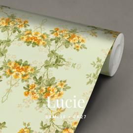 Lucie / Romantisch behang
