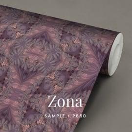 Zona  / Glamour Chique maximalistisch behang