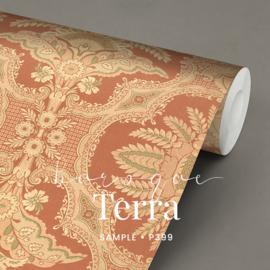 Baroque Terra  / Klassiek historisch behang