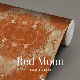 Red Moon /  Etnisch Boheems behang