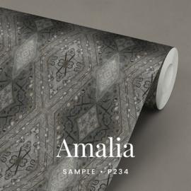 Amalia /  Klassiek Victoriaans behang
