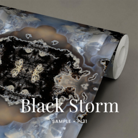 Black Storm / Glamour Chique behang