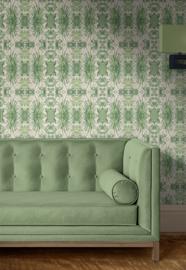 Green Choise / Botanisch Art Nouveau behang